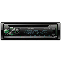 Pioneer DEH-S5100BT Single DIN Bluetooth In-Dash AM/FM/CD/Digital Media Receiver w/ Pandora and Spotify Control