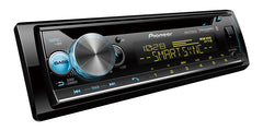 Pioneer DEH-S6100BS Single DIN In-Dash AM/FM/CD Car Stereo Receiver