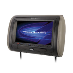 Power Acoustik HDVD-91CC 9 Inch LCD Universal Headrest Monitor with FM & IR Transmitters
