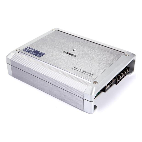 Kenwood KAC-M8005 1600W Max 5 channel Conformal Coated Bridgeable Marine Power Amplifier