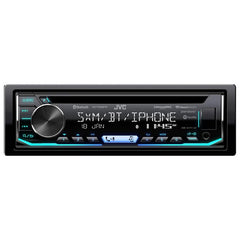JVC KD-TD90BTS Single DIN Bluetooth In-Dash CD/AM/FM/Digital Media Car Stereo Receiver