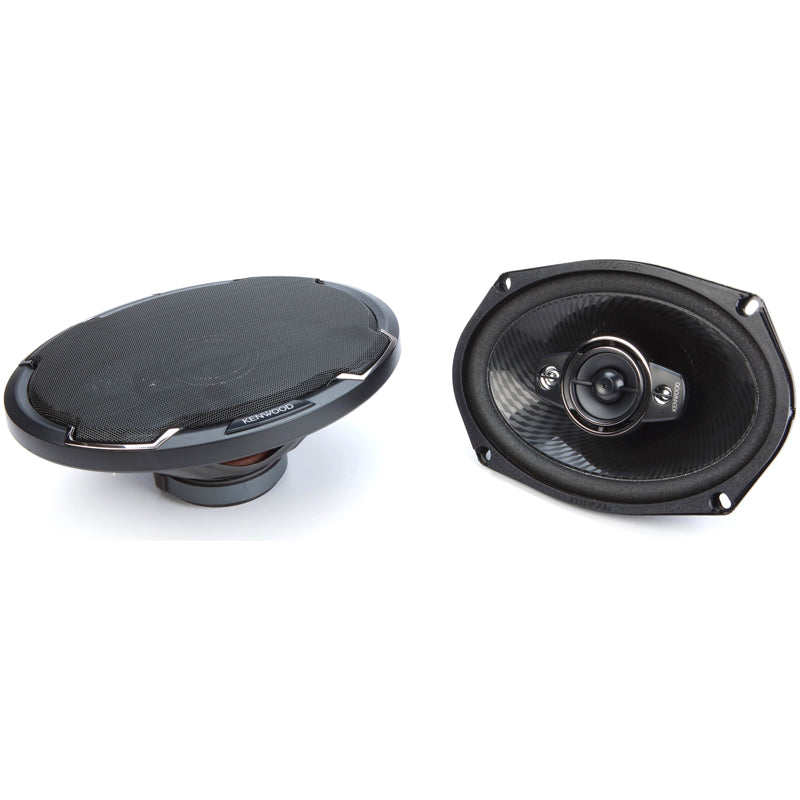 "Kenwood KFC-6986PS 6x9"" 4-Way Speaker System"
