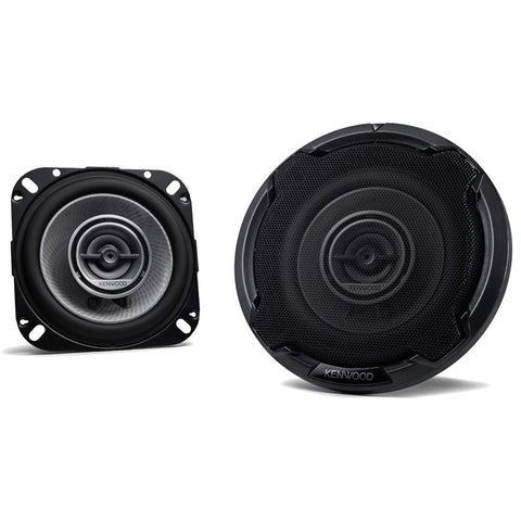 "Kenwood KFC-D101 4"" D-Series 2-way Speaker System 220W Max Power"