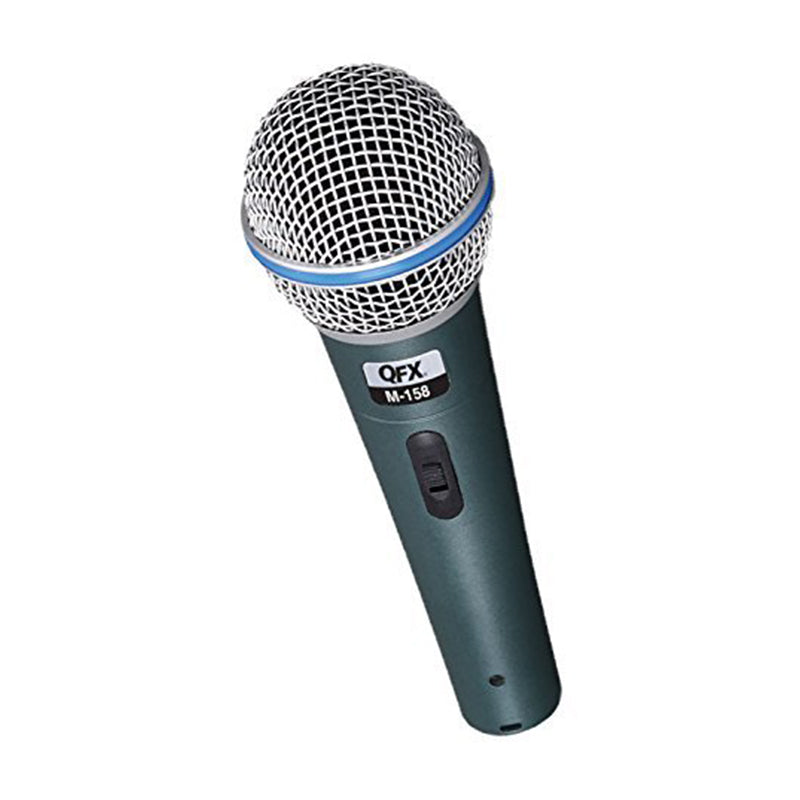 QFX Instrument Dynamic Microphone (M-158)