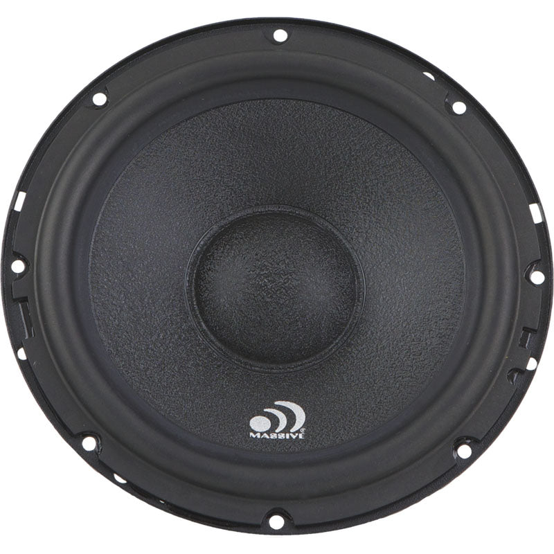 "Massive Audio MK5 520W Max (260W RMS) 5.25"" MK Series 2-Way Component Car Speakers"