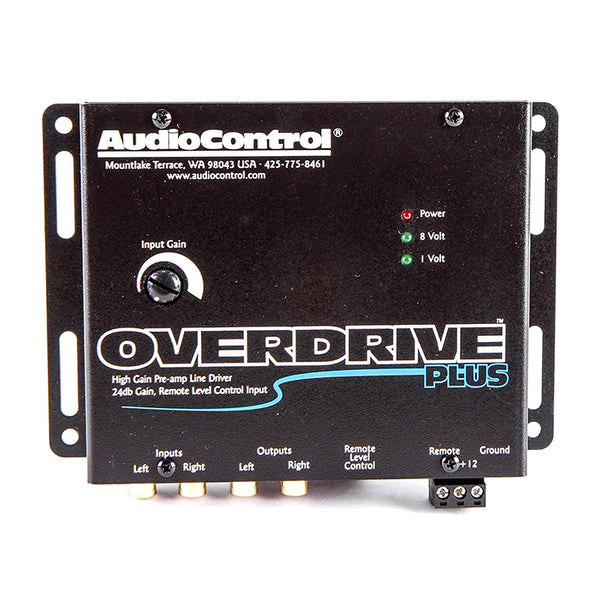 Overdrive Plus