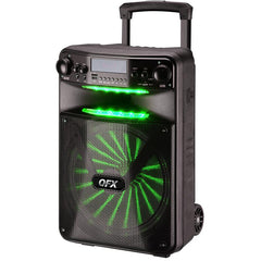 "PBX-1210 12"" SMART APP CONTROLLED PARTY SPEAKER WITH LIGHT EFFECTS"
