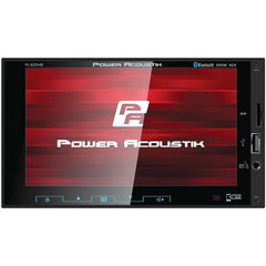 Power Acoustik PL-622HB Double DIN Bluetooth Digital Media Car Stereo Receiver with Phonelink & 6.2