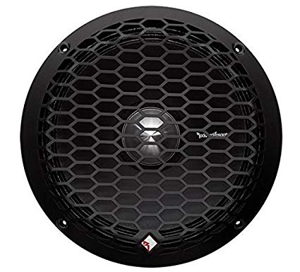 "Rockford Fosgate Punch PPS4-10 Punch Pro 10"" midrange speaker with 4-ohm voice coil"