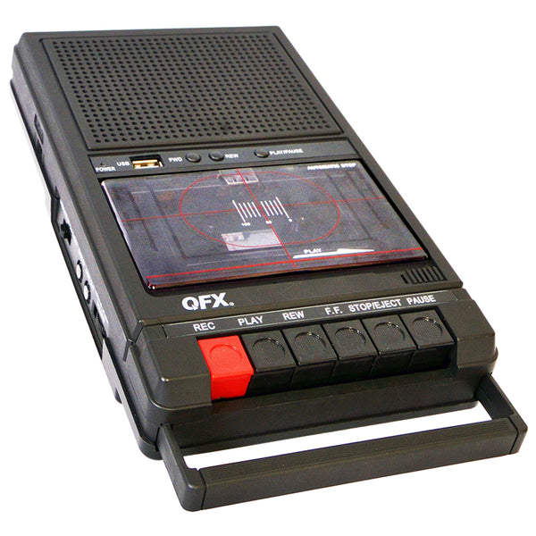 RETRO-39 SHOEBOX TAPE RECORDER