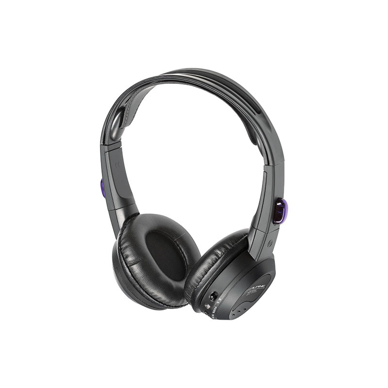 Alpine SHS-N207 Wireless headphones for Alpine overhead monitor