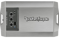 Rockford Fosgate TM400X2AD Power Series marine/powersports 2-channel amplifier — 200 watts RMS x 2