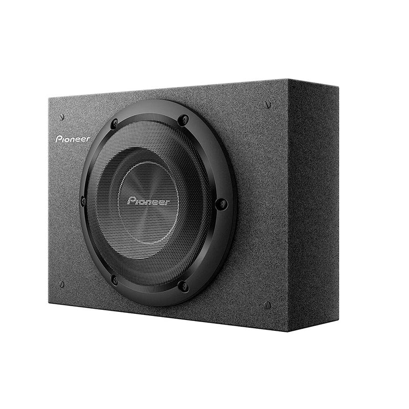 "Pioneer TS-A2000LB A-Series 8"" Shallow-Mount Compact Pre-Loaded Sealed Enclosure (250 Watts RMS)"