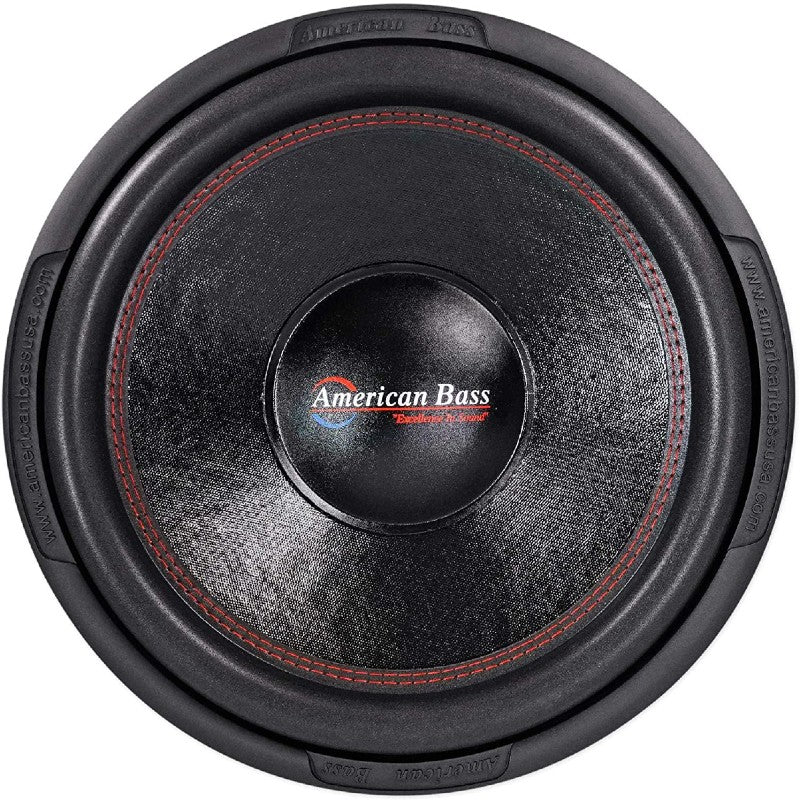 "American Bass XD-1544 15"" 1,400 Watts Max Power Dual 4 Ohm XD Series Car Subwoofer"