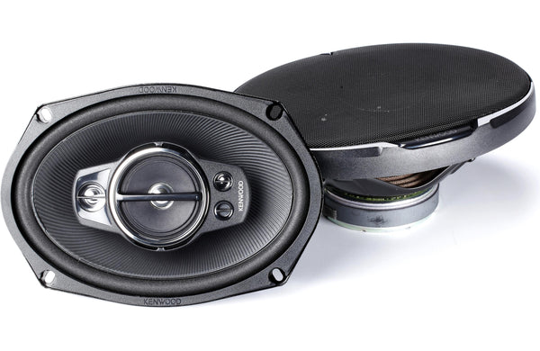 Kenwood KFC- 6995PS Performance Series 6 Inch x9 Inch 5-way Speakers