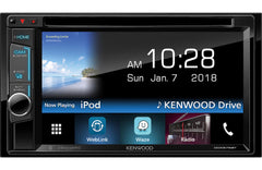 Kenwood DDX575BT Double DIN Bluetooth In-Dash DVD/CD/AM/FM Car Stereo Receiver