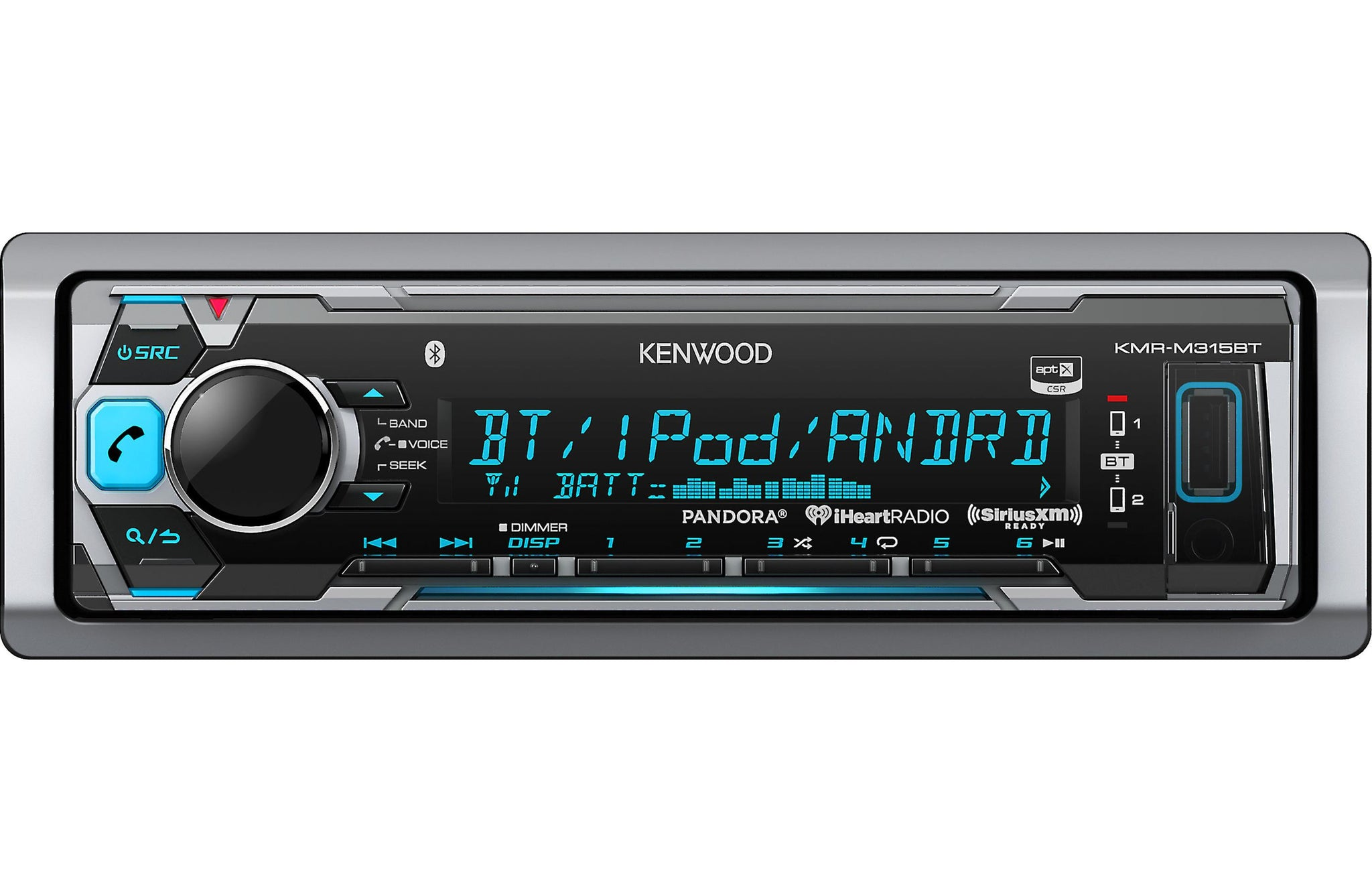 Kenwood PKG-MR315BT