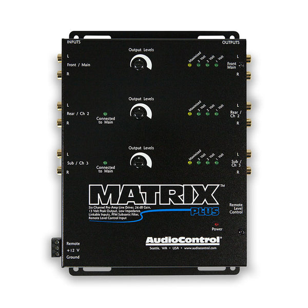 Audio Control Matrix plus_B