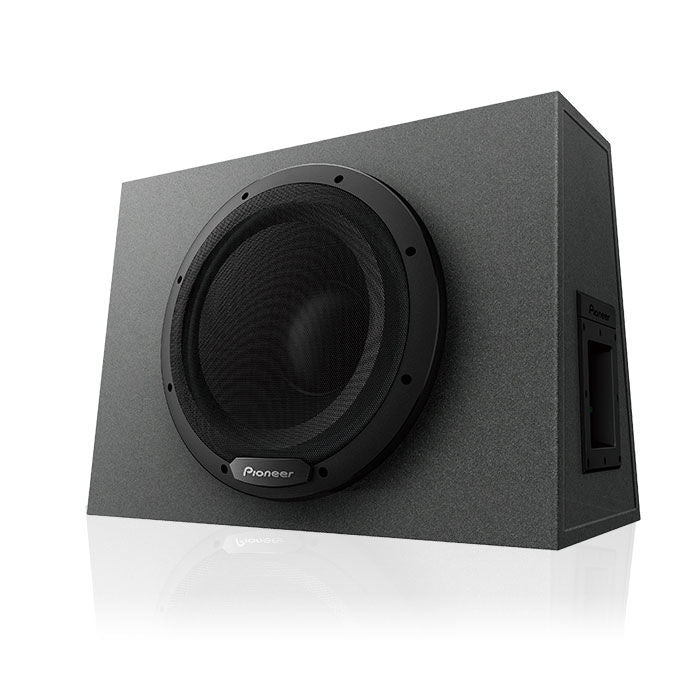 Pioneer TS-WX1010A 1100W Max (300W RMS) TS Series Single 10 Inch Sealed Subwoofer Enclosure