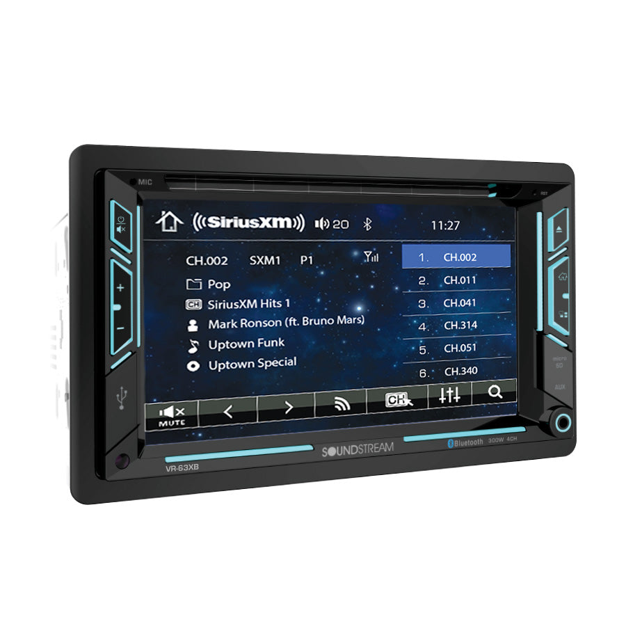 Soundstream VR-63XB