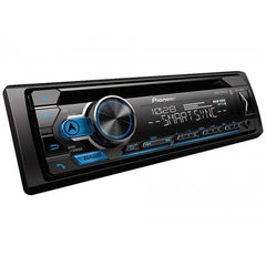 Pioneer Single DIN CD Receiver With Bluetooth - DEH-S4100BT