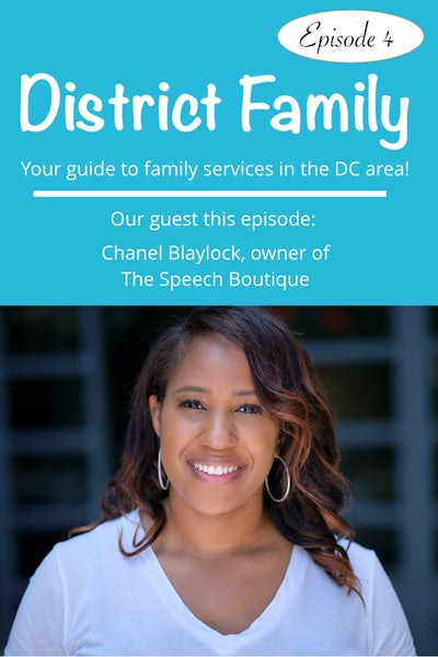 District Family Episode 4. The Speech Boutique