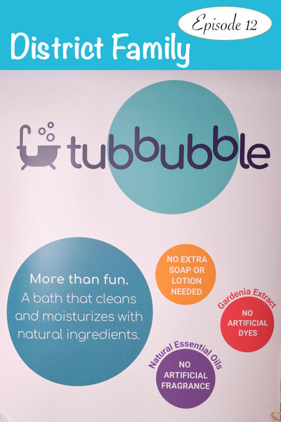 Episode 12- Product Launch Tubbubble