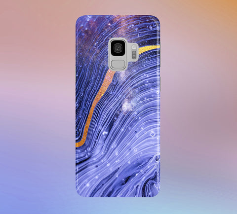 Purple Web Phone Case
