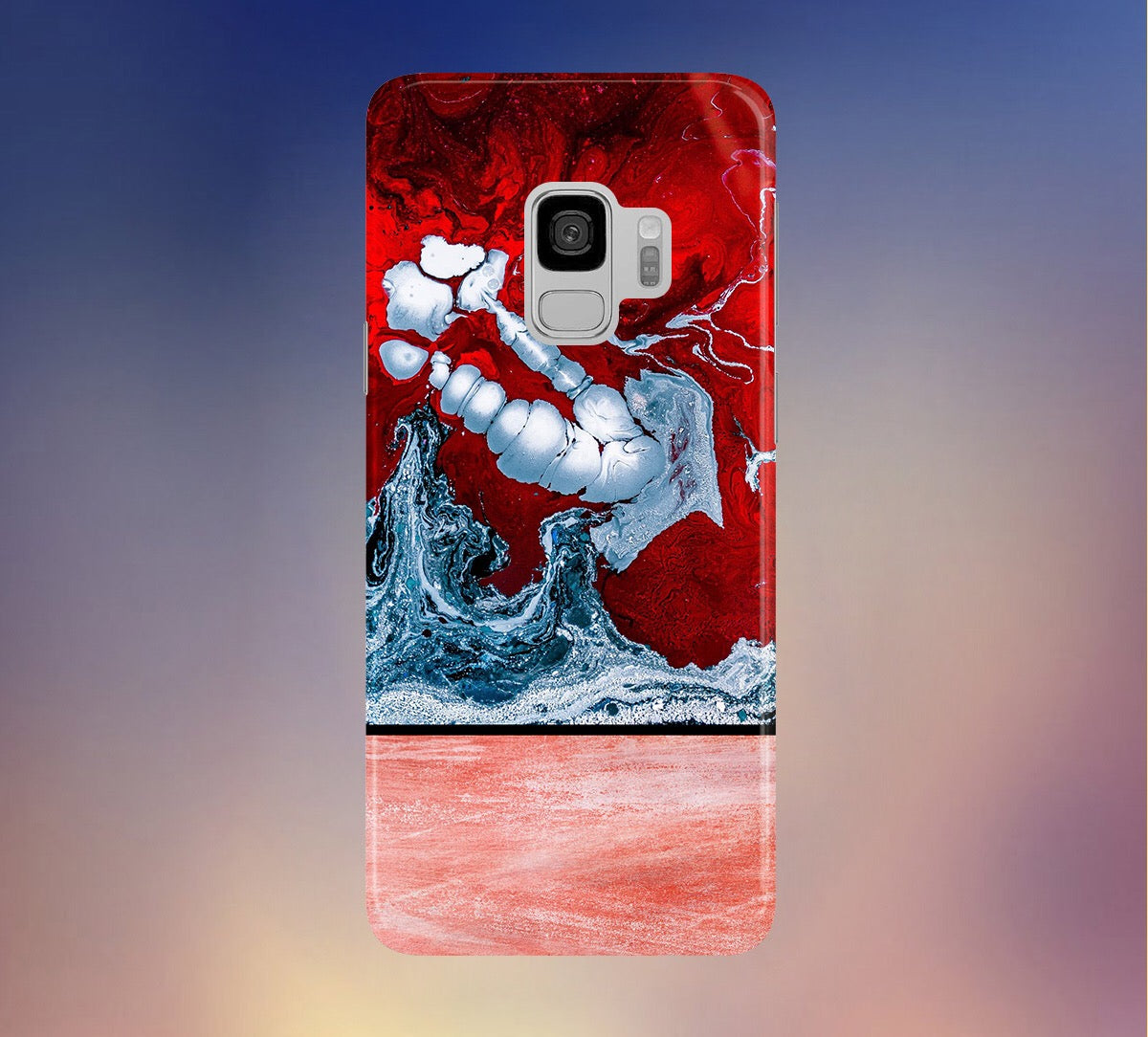 Natures Wrath Phone Case