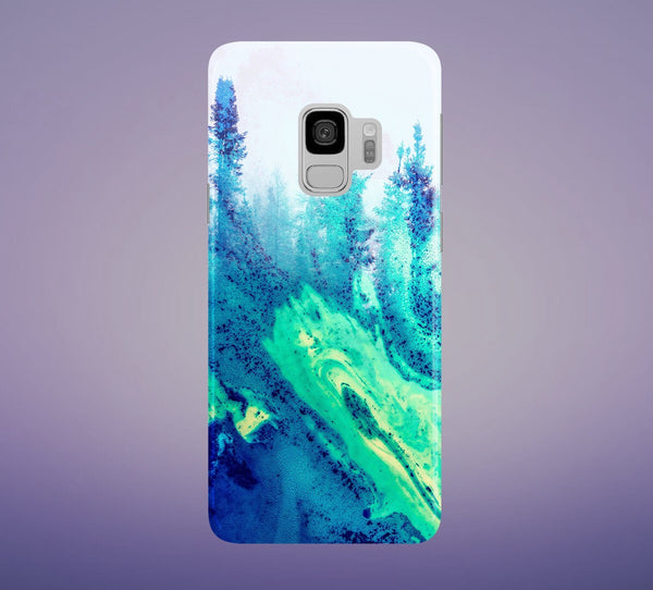 Blue Forest Phone Case