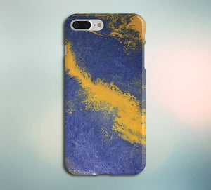 Land and Sea Phone Case