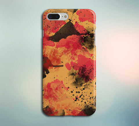 Red Mountain Phone Case