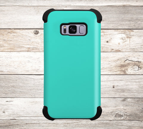 Solid Color Turquoise Phone Case