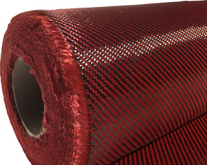 Carbon fiber roll, twill uni-directional weave, high tensil strength