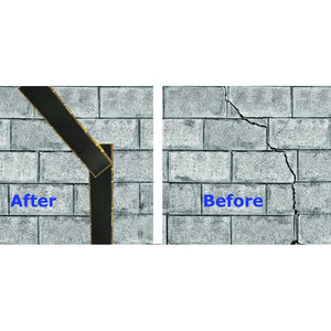 50 ft-Carbon Fiber-Basement Wall Crack Repair Kit