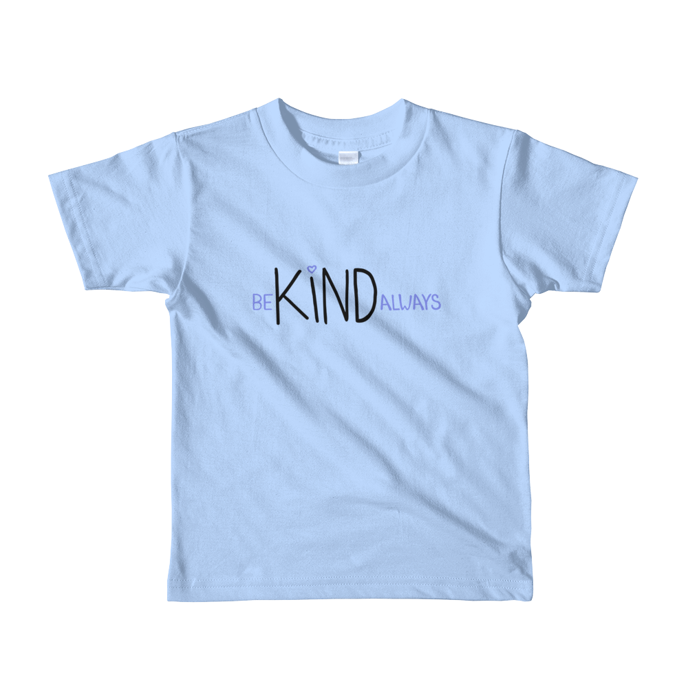 Kid's Be Kind Always t-shirt  - EIGHTO2 SHOP