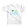 Kid's I ❤️the Earth t-shirt