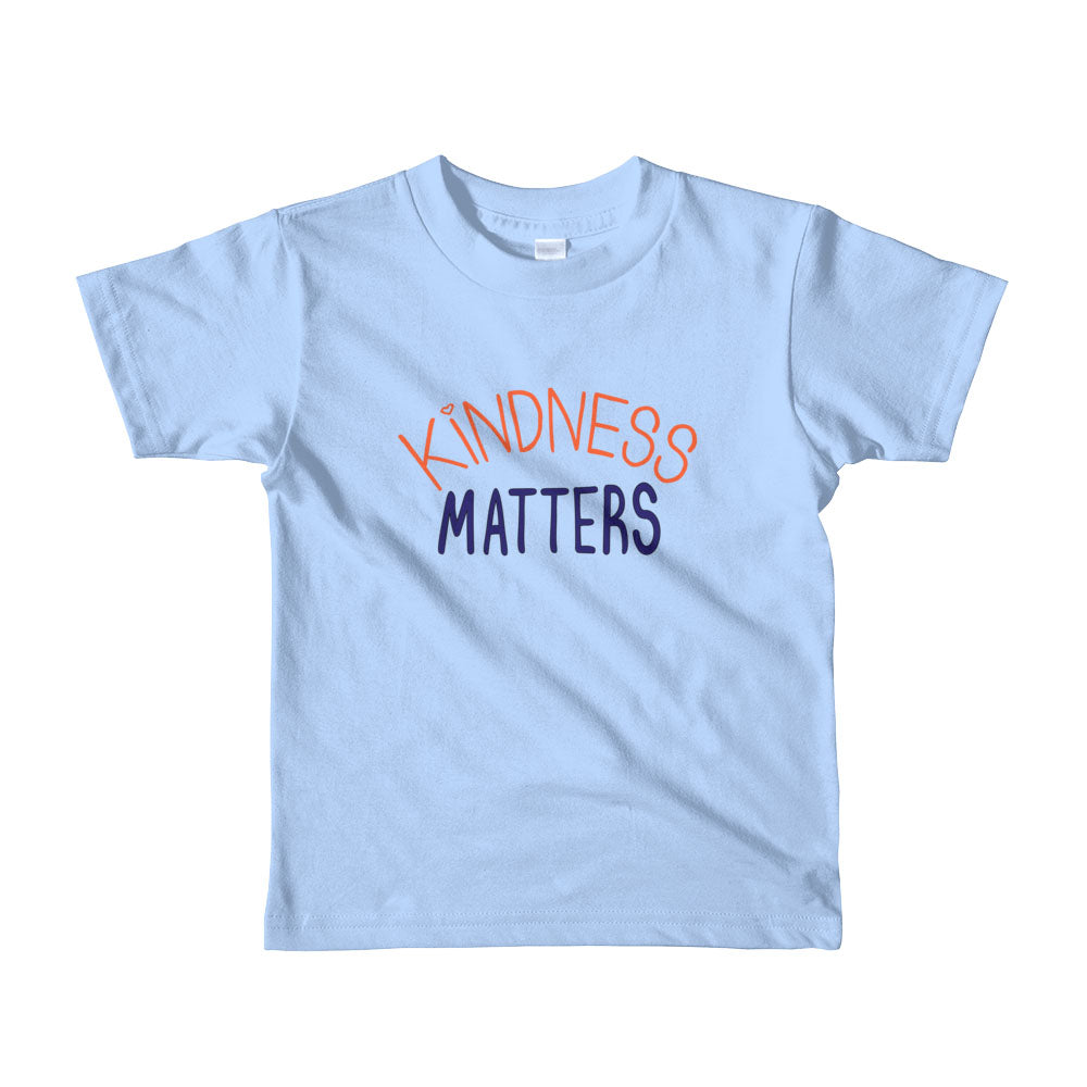 Kid's Kindness Matters t-shirt  - EIGHTO2 SHOP