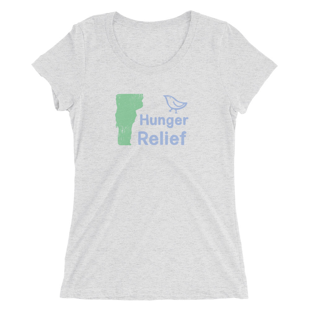 Women's Vermont Hunger Relief t-shirt  - EIGHTO2 SHOP