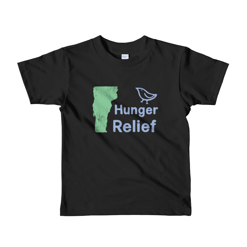 Kid's Vermont Hunger Relief t-shirt  - EIGHTO2 SHOP