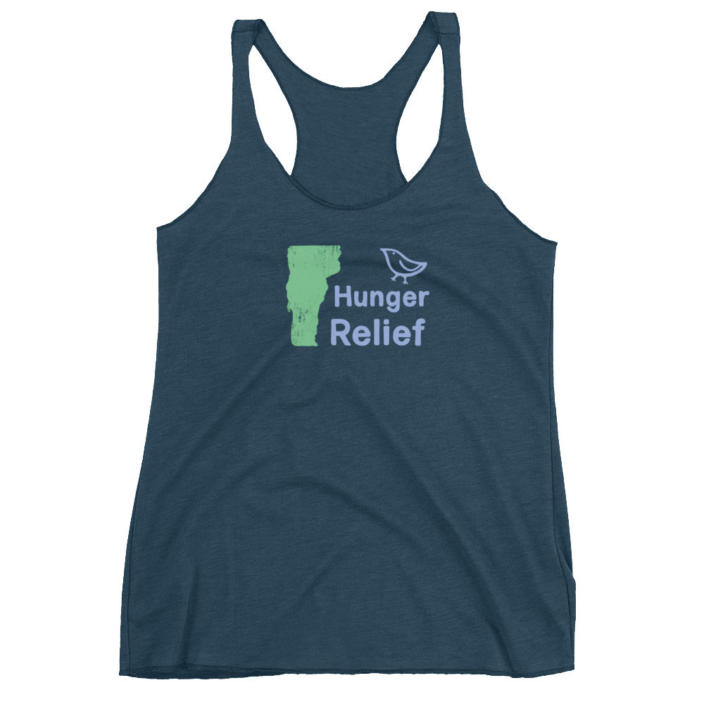 Women's Vermont Hunger Relief Tank Top  - EIGHTO2 SHOP