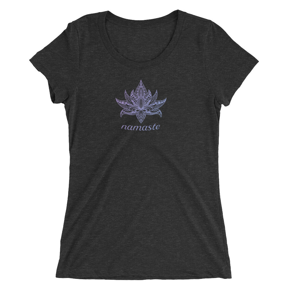 Women's Namaste T-shirt  - EIGHTO2 SHOP