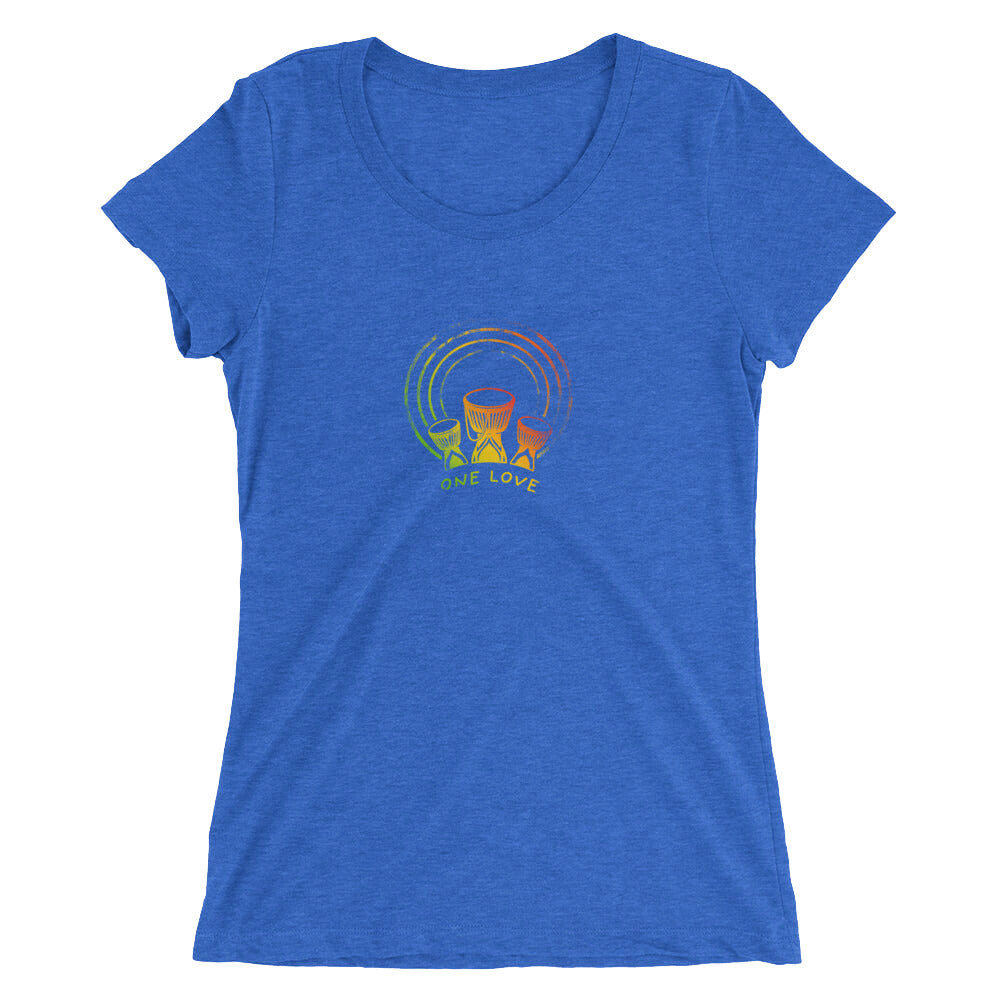 Women's One Love T-shirt  - EIGHTO2 SHOP