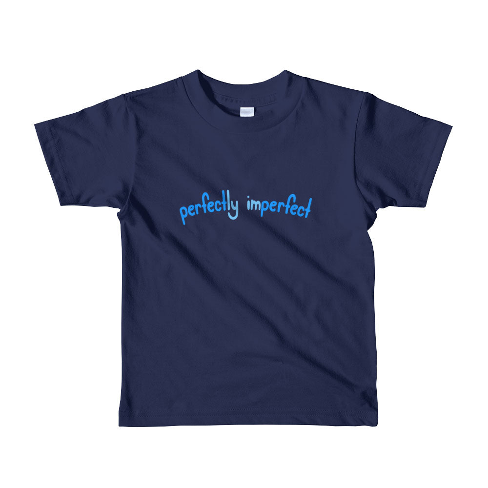 Kid's Perfectly Imperfect t-shirt  - EIGHTO2 SHOP