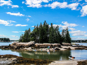 BOARDING PASS: Maine Island Trail