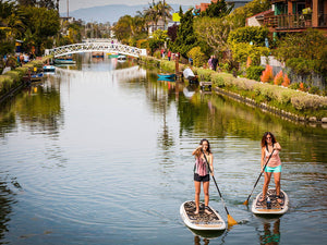 Top 10 places to paddle board in LA, California