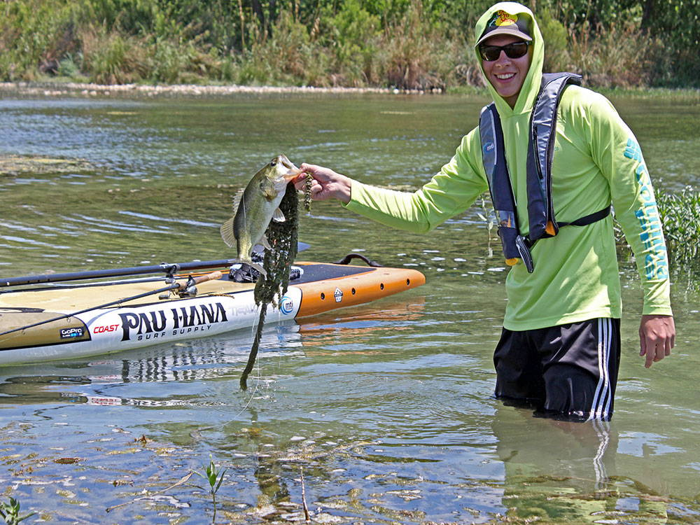 PRO TIP: Everything you need to know about SUP fishing