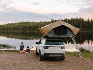 GEAR: First look at the Feather Lite Roof Rack Tent