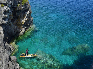 BRUCE PENINSULA: SUP Expedition