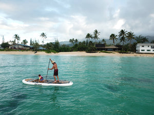 GEAR: The Oahu Nui. The Best Giant SUP Out There